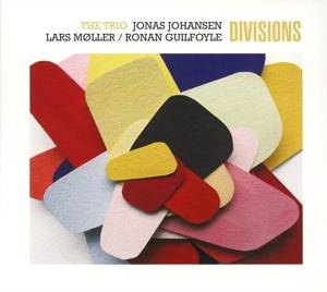 the trio - jonas johansen - lars moller - division