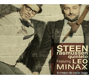 steen rasmussen quinteto feat. leo minax - lo mejor de cada