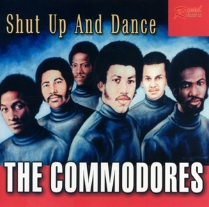 the commodores - the commodores - shut up and dance