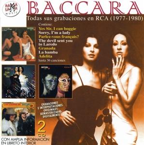 baccara - todas sus grabaciones en rca (1977-1980)