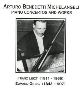 arturo benedetti michelangeli - piano concertos and works
