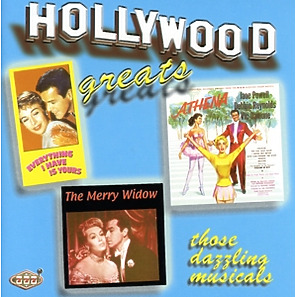 hollywood greats - those dazzling musicals