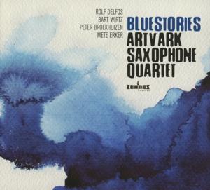 artvark saxophone quartet - bluestories
