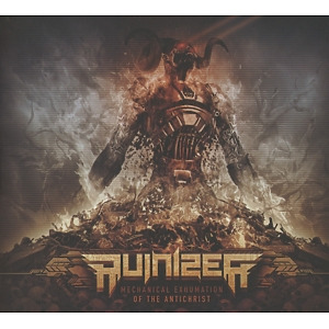 ruinizer - mechanical exhumation of the antichrist