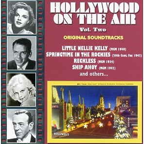 hollywood on the air - volume 2