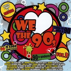 various - various - we love the 90s vol. 2