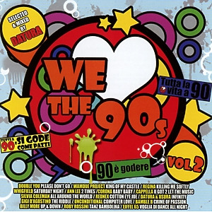 various - we love the 90s vol. 2