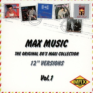 various - i love max music