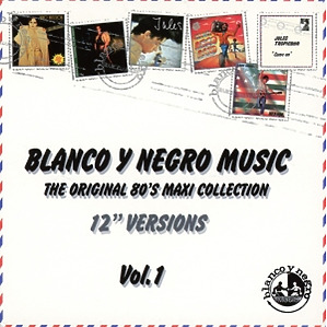 various - i love blanco y negro music