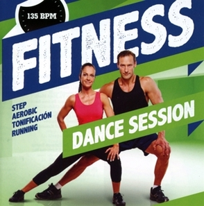 various - various - fitness dance session