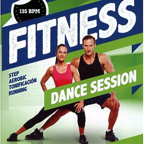 various - fitness dance session