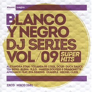 various - blanco y negro dj series vol. 9