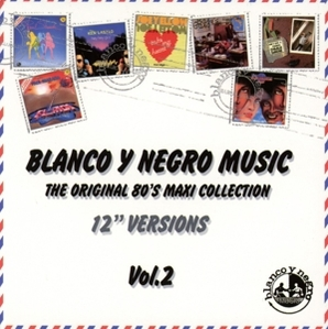 various - various - i love blanco y negro music vol. 2