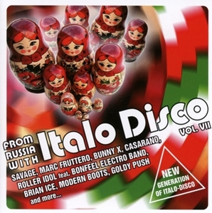 various - various - from russia with italo disco vol. 7