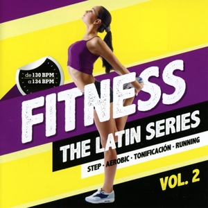 various - fitness the latin series vol. 2