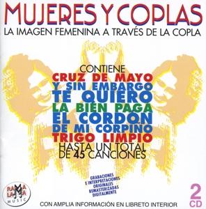 various - various - mujeres y coplas