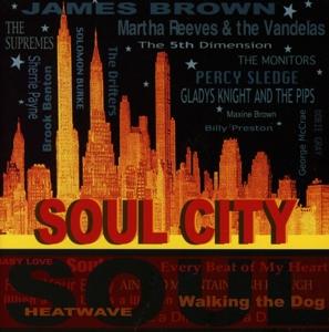 various - soul city