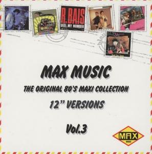 various - i love max music vol. 3