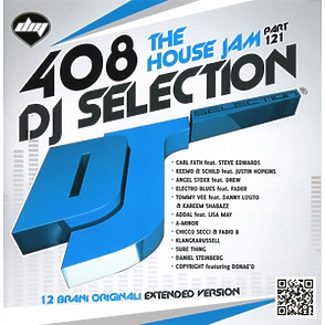 various - dj selection 408 - the house jam 121