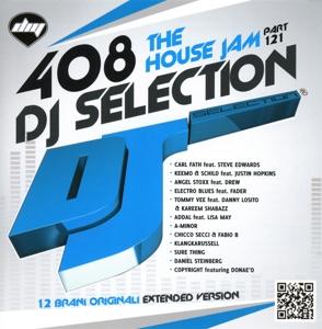various - dj selection 408 - the house jam 121
