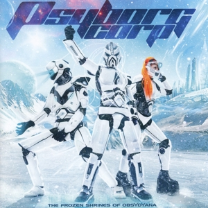 psyborg corp - the frozen shrines of obsydyana
