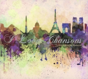various - various - i love chansons