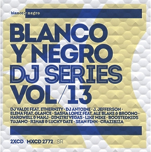 various - blanco y negro dj series vol. 13