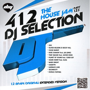 various - dj selection 412 - the house jam 123