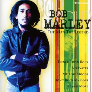 bob marley - bob marley - the man the legend