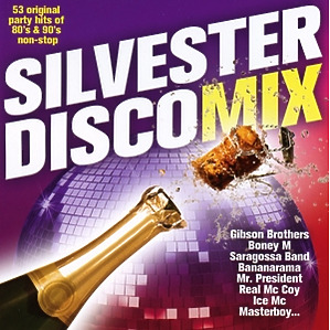 various - silvester party mix 80s & 90s