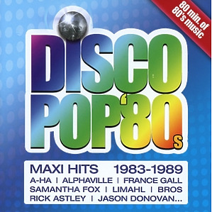 various - discopop 80s - maxi hits
