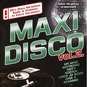 various - maxi disco vol. 2
