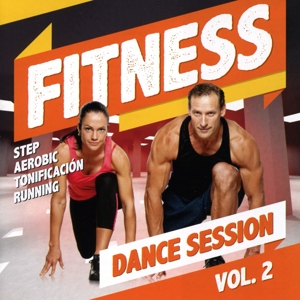 various - fitness dance session vol. 2
