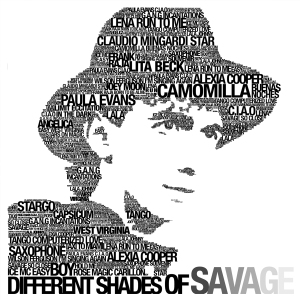 savage - different shades of savage