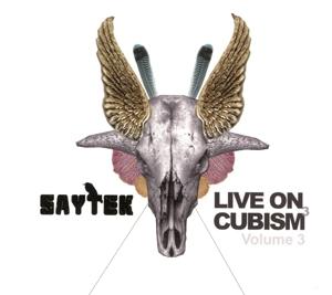 saytek - saytek - live on cubism vol. 3