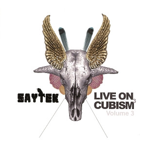 saytek - live on cubism vol. 3