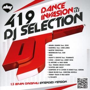various - various - dj selection 419 - dance invasion 123