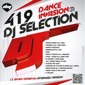 various - dj selection 419 - dance invasion 123