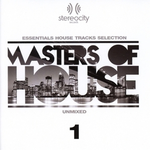 various - various - masters of house