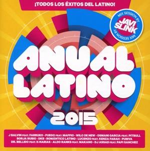various - anual latino 2015