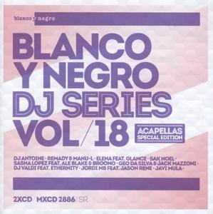 various - various - blanco y negro dj series vol. 18