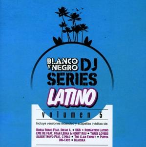 various - various - blanco y negro dj series latino vol. 5