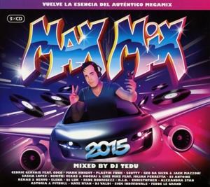 various - various - max mix 2015