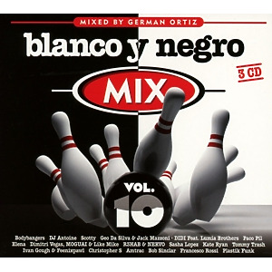 various / german ortiz - blanco y negro mix vol 10