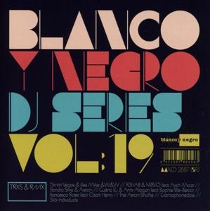 various - various - blanco y negro dj series vol. 19