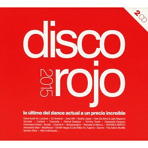 various - disco rojo 2015