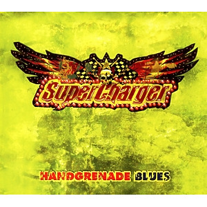 supercharger - handgrenade blues