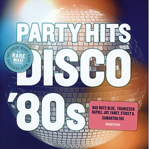 various - disco 80's party hits