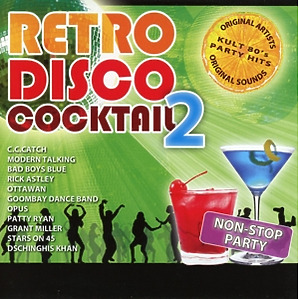 various - retro disco cocktail 2