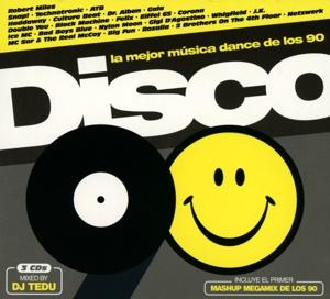 various - various - disco 90